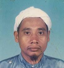 Syaikhi wa Murabbi Ruhi al-Walid al-'Arifubillah Hj.Ahmad Siuti@Abdul Halim Rahmatullah 'alaihi