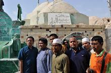 Makam Imam al-Qurtubi di Bahnasa,al-Minya