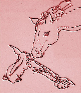 drawing by SnaggleTooth April 2009