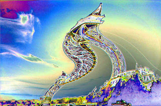 Photo n Altered image by SnaggleTooth