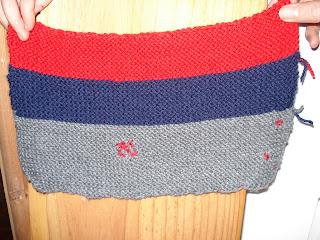 Rullsenberg's knitting