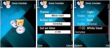 DrJukka Theme Scheduler 0.55 S60v3/5