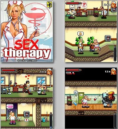Mobile Phone Tool Download: SEX Therapy S60v3 240x320 Java