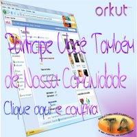 O Tudo Akii no Orkut