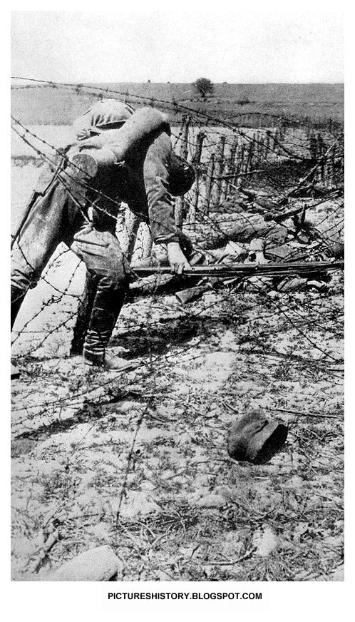 First World War Trenches Pictures. The First World War: Trench Warfare