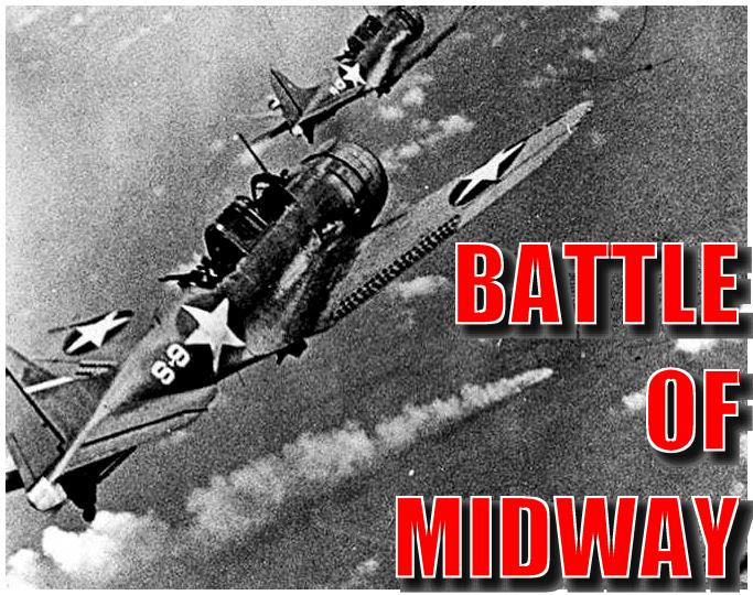 a history of the battle at midway during the world war ii How did the us break japanese military codes before the battle of midway how did the us break japanese military codes before the world war ii.