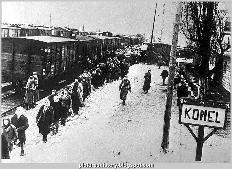WW2 German Train