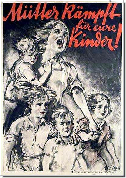 HISTORY IN PICTURES  BE THERE  Images Of War  History   WW2Nazi Women Propaganda