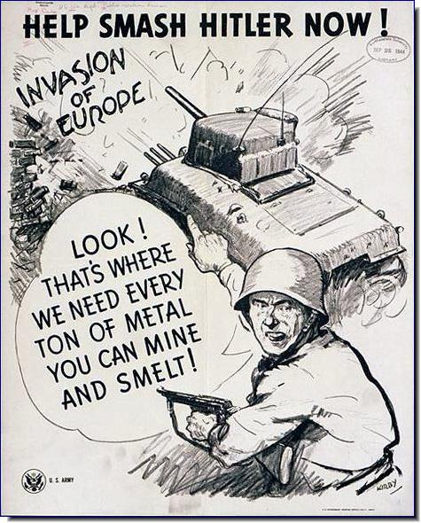 american world war one propaganda
