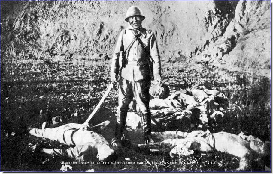 History World War 2 Brutal Japanese Rape Of Nanking 1937