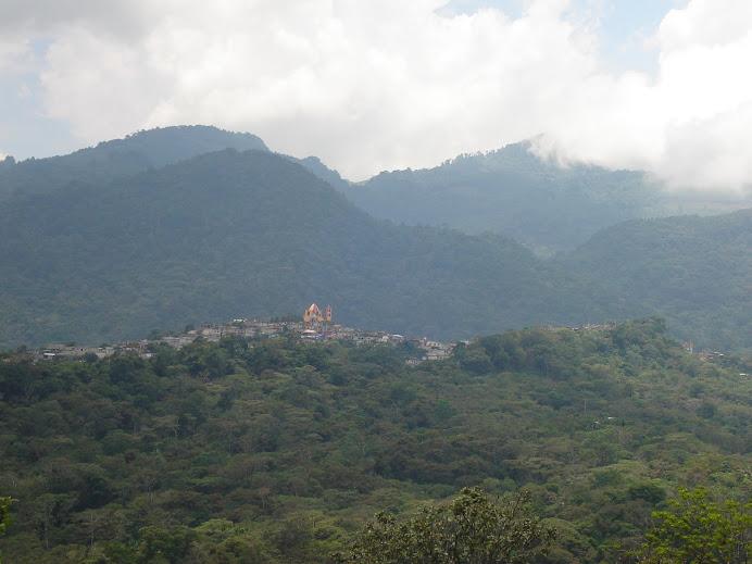 Montañas del norte de Chiapas