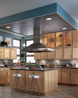 Latest Interior N Construction Fall Ceiling: fall ceiling design for kitchen