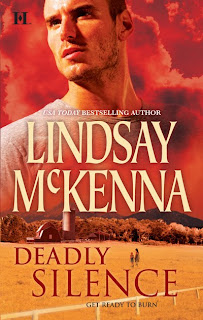 Harlequin DEADLY SILENCE by Lindsay McKenna cover is here!