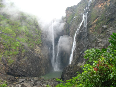 Jog Water Falls