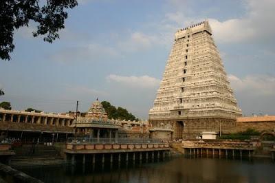 Arunachaleswara temple, Tiruvannamalai