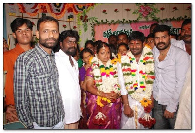 Kanja Karupu marriage stills