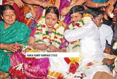 Kanja Karupu marriage stills