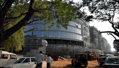 New Secretariat building at Chennai