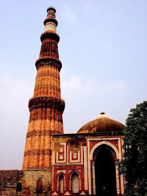 Qutub Minar-Delhi