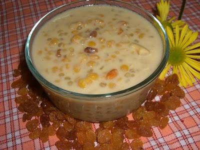 Chana Dal Payasam preparation