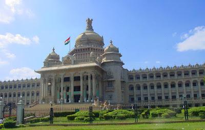 Vidhan Soudha,Bangalore