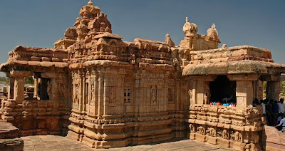 Virupaksha temple, Pattadakal - Karnataka Tourism