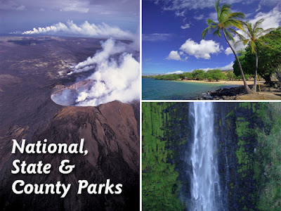 Hawaii's National and State parks