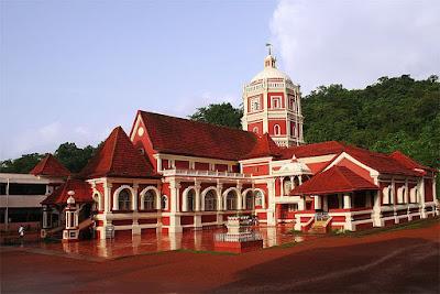 Sri Shantadurga temple, Ponda, Goa