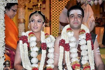 Superstar's second daughter Soundarya marriage photos