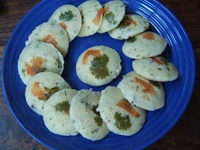 Recipe Rawa Idli