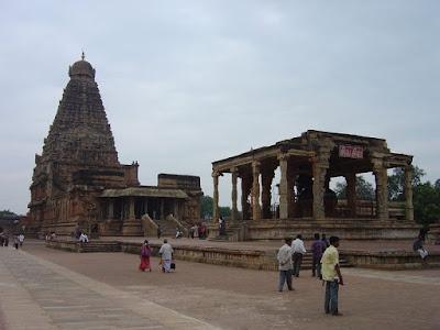 Brihadeeshwar temple, Thanjavur, Tamil Nadu