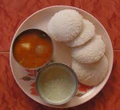 Recipe Sambhar Idli