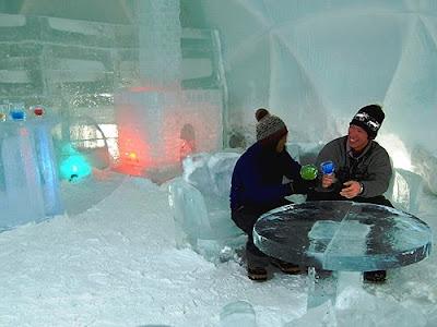 Ice Hotel, Alpha Resort Tomamu, Hokkaido