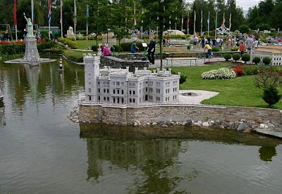 Miniature Park, Austria Photos