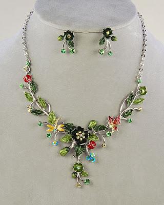Butterfly jewelery
