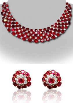 Ruby Necklace collections