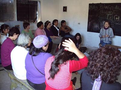 Marta Sagadin. Movimiento de Mujeres Córdoba
