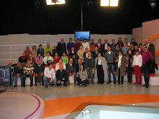estuvimos en Canal Extremadura TV