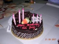 Bday cake #3