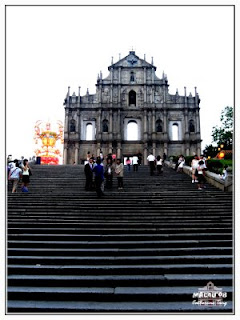 St. Paul's cathedral @ Macau