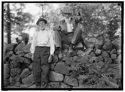 gettysburg reunion 1913 Sesquicentennial of the Civil War