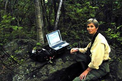 Sandra Vehrencamp