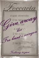 give away hos  fra huset i svingen