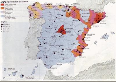 Industrialización en España
