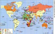 Mapa teorías del poblamiento americano. Publicado por profesamurai en 10:14 . mapa poblamiento de america