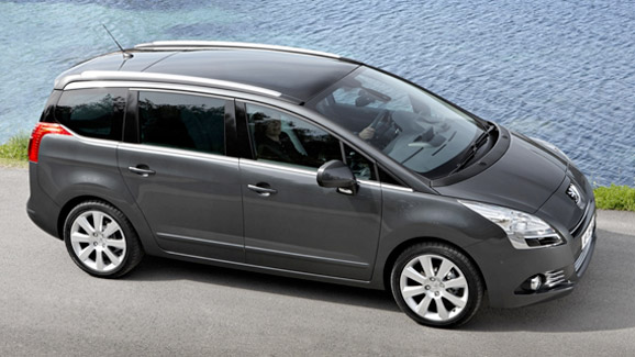 car news and cars gallery 2010 peugeot 5008 minivan. Black Bedroom Furniture Sets. Home Design Ideas