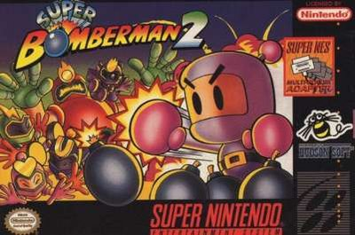 [SNes] Super Bomberman 2 Bomberman2SNES_boxart