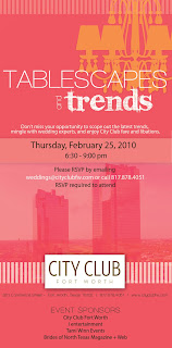 Tablescapes%2Band%2BTrends 5.442x11 Join us February 25th at City Club Fort Worth