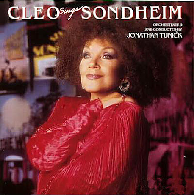 Cleo Laine - Cleo Sings Sondheim