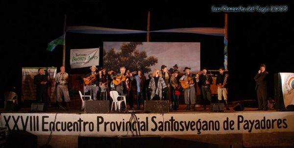 ENCUENTRO SANTOSVEGANO DE PAYADORES